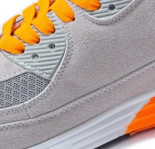 خاکستری روشن /نارنجی